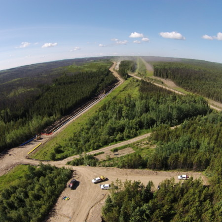 Black Swan - Aitken Pipeline Construction