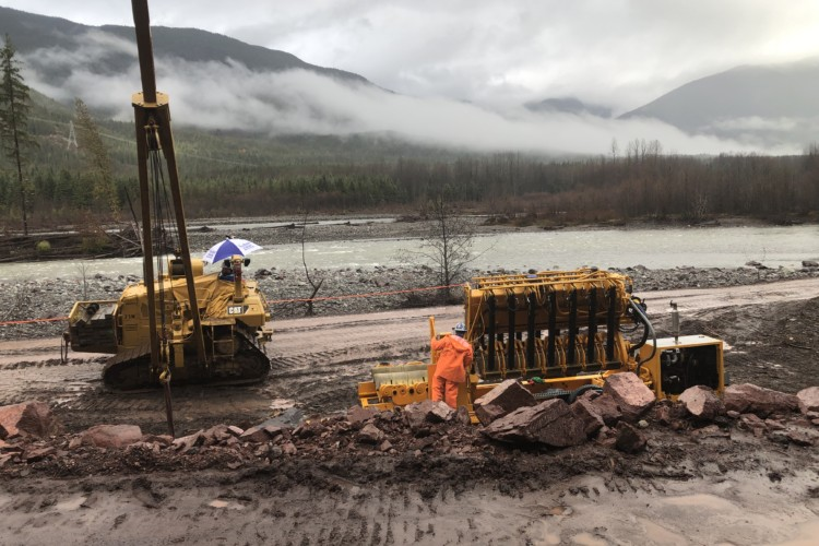 Pacific Northern Gas - Terrace Pipeline Construction