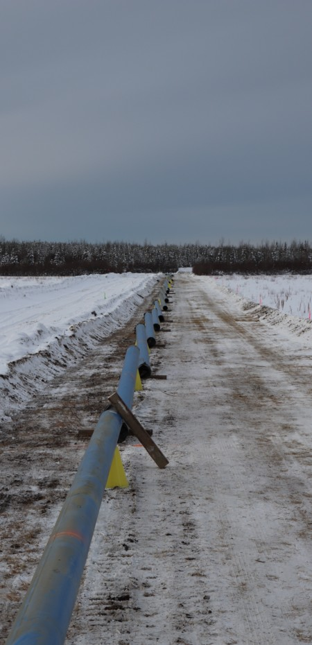 Storm Resources - Nig Pipeline Construction
