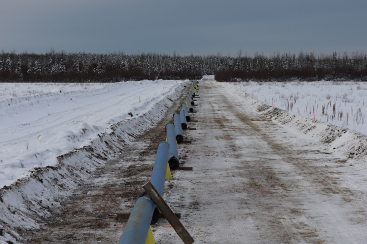 Storm Resources - Nig Pipeline Construction