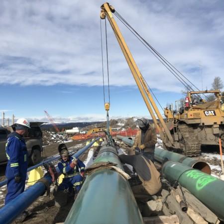 Tourmaline - Gundy Pipeline Construction