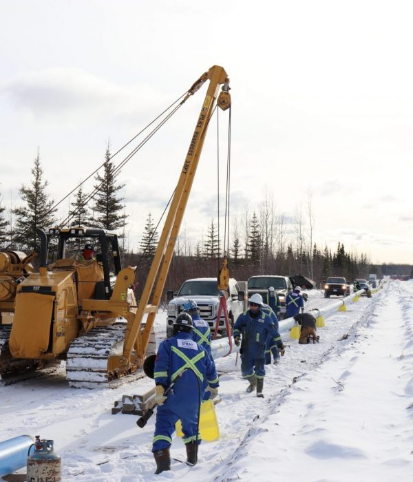 STRAIT Pipeline and Facility Construction and Maintenance